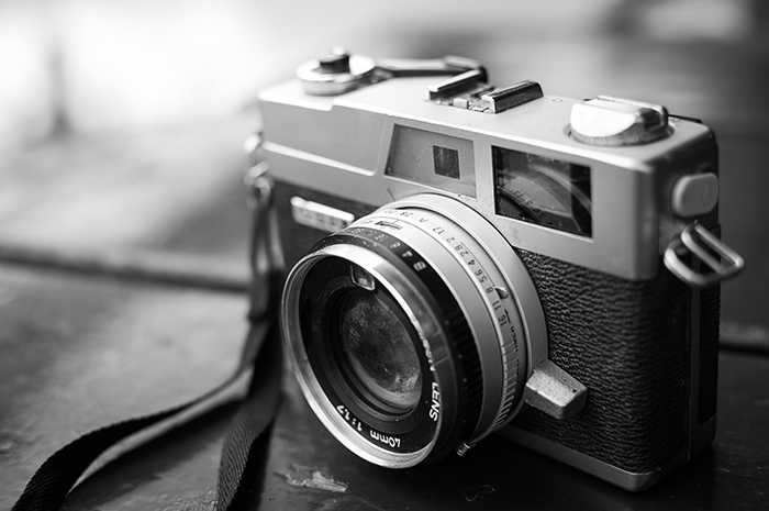 Black And White Photography Cameras