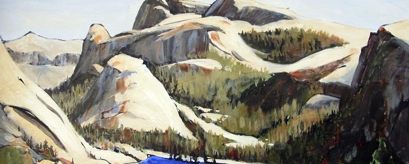 Lake of the Shining Rocks, III 100